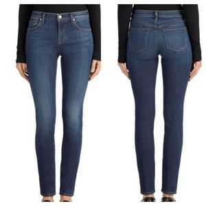 J Brand 811 Mid-Rise Skinny Jean In Fleeting Sz 26
